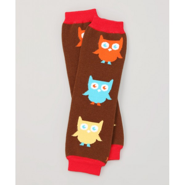 Brown Owls Organic Baby Leg Warmers