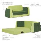 Little Reader Sofa Lounge - Green