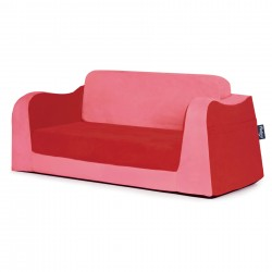 Leader Reader Sofa Lounge - Red