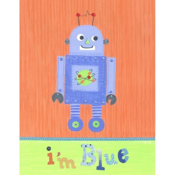 I\'m Blue Robot\