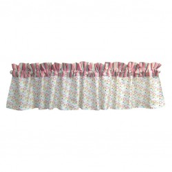 Cupcake Window Valance