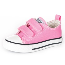Classic Straps Sneaker Hot Pink