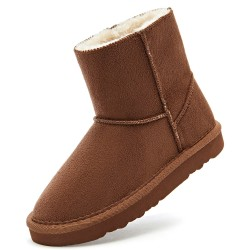 Classic Winter Boots Brown