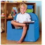 Reader Chair - Cobalt
