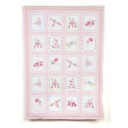 Crib Blankets & Quilts